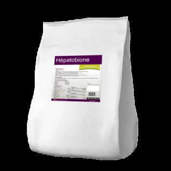 Hépatobione aliments complémentaires vaches pour un foie en bonne santé