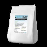 Litterpure est un produit d'hygiène utilisable pour les vaches et veaux pour un couchage sain