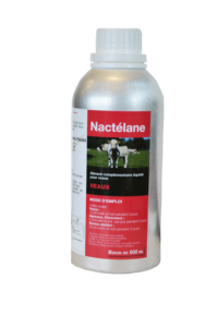 Nactélane huiles essentielles veaux