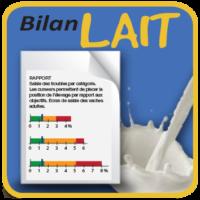 Bilan lait : calculer les pertes engendrées par les maladies du troupeau