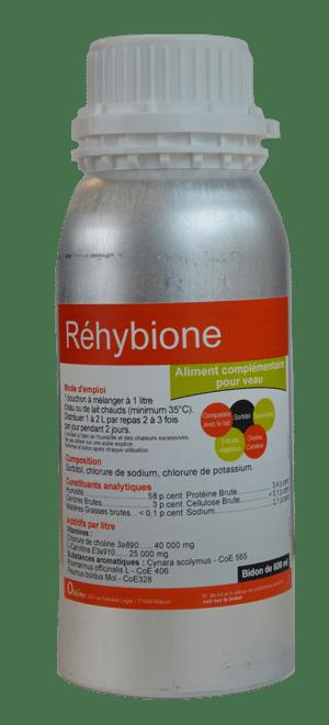 Réhybione, solution pour les diarrhées du veau