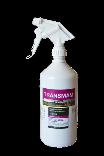 Transmam huiles essentielles pour vaches pour les mammites