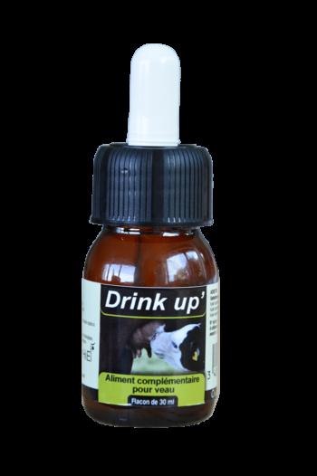 Drink Up' aliment complémentaire bio