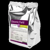 Obiomin Fertil, Obiomin Fertil aliment complémentaire utilisé lors de besoins d'apports complémentaires en oligo-éléments et vitamines des vaches