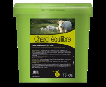 Charol équilibre le plein d'oligo-éléments et vitamines contre les carences des vaches