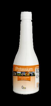 Potassium pour lutter contre les carences des vaches