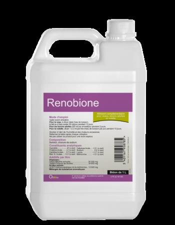 Renobione pour un foie en bonne santé chez les vaches et les veaux
