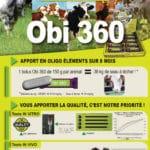OBI 360 le meilleur pour la mise à l