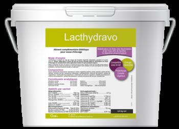 lacthydravo préserver l'apport énergétique veaux risques de troubles digestifs diarrhé